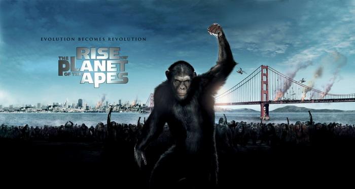 Восстание планеты обезьян