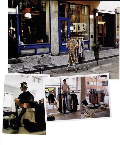 Стокгольм шопинг