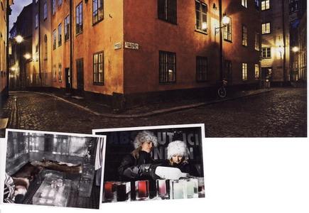 Стокгольм ночная жизнь